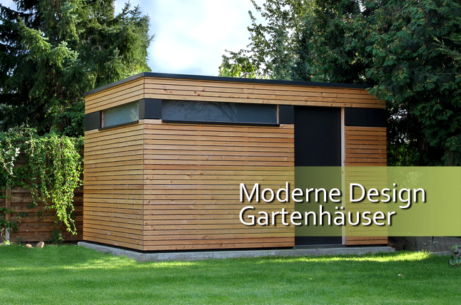 gartenhaus modern l rche my blog. Black Bedroom Furniture Sets. Home Design Ideas